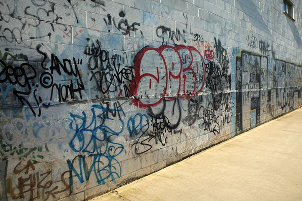 graffiti as vandalism essay